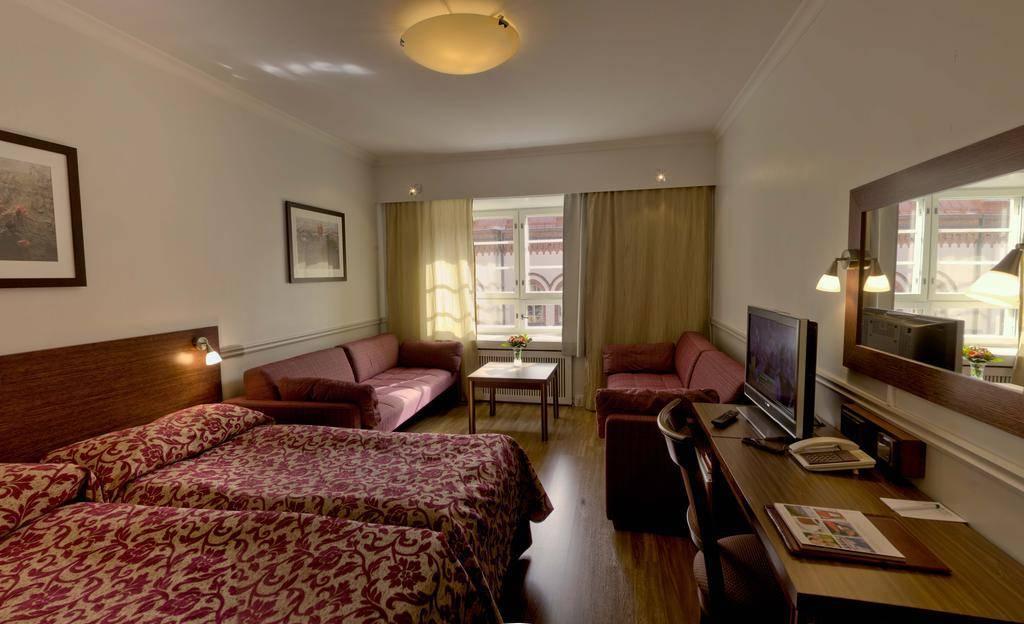 Hotel Anna Helsinki Review By Eurocheapo